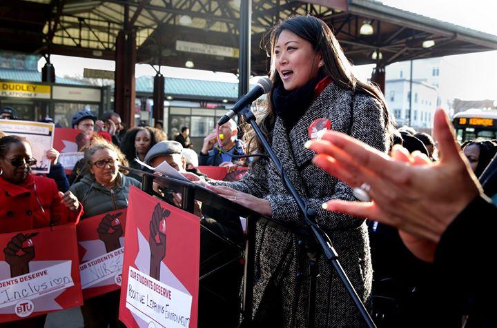 Boston Teachers Union releases draft proposal for safe restart of Boston Public Schools