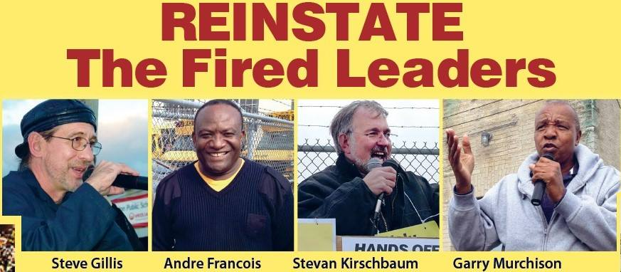 Help the Boston school bus drivers win the third and final round against union-busting